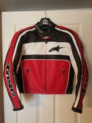 Women Alpinestar motorcycle jacket (size 6) New for Sale in Chandler, AZ