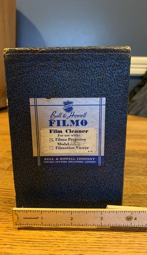 Bell & Howell Filmo Film Cleaner kit for Sale in Niles, IL
