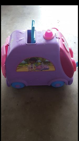 Doc Mcstuffin Car for Sale in Lancaster, CA