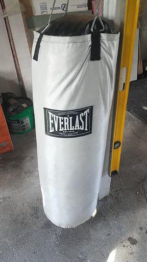 100lbs punching bag for Sale in Hoquiam, WA