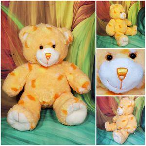 "16"" Build A Bear Orange Candy Corn Halloween Plush BABW Stuffed Teddy Toy for Sale in Dale, TX"