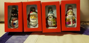 Christmas ornaments all 4 for Sale in Elma, WA