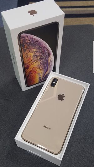 Factory Unlocked iPhone XS Max 64Gb TMobile At&t Cricket Straight talk Metro and many more for Sale in Arlington, TX