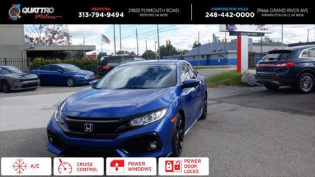 2017 Honda Civic for Sale in Redford Charter Township,  MI