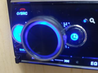 Blaupunkt Dvd & Cd receiver with detachable faceplate Bluetooth usb aux remote control 2 channel audio output 120 watts for Sale in South Gate,  CA