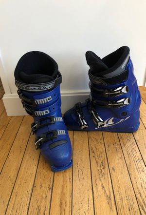 Salomon ski boots men's Size 8.5 for Sale in Moorestown, NJ