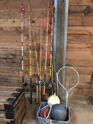 Fishing Poles and reals for Sale in Canby, OR