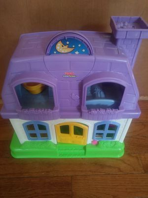 Fisher price little people dolls house for Sale in Lake Park, NC