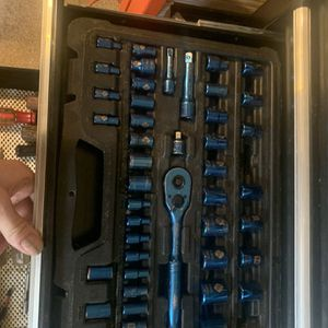 HUGE Variety Of tools. Sockets, Vice/anvil, Full Socket Sets, Socket Accessories, Chissles, Automotive Tools EVERYTHING Just Ask for Sale in Morton Grove, IL