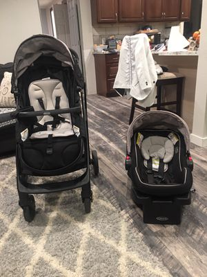 Graco stroller and car seat for Sale in Kent, WA
