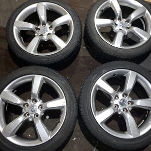 350z Anniversary Wheels for Sale in Fort Lauderdale, FL