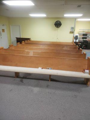 FREE Church pews for Sale in Arlington, TX