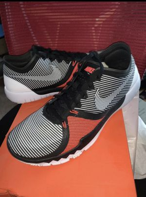 Men's Nike free trainer shoe size 9.5 new never worn for Sale in Clermont, FL