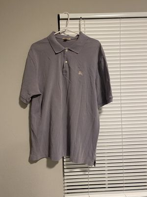 Vintage Burberry polo shirt for Sale in Oakland, CA