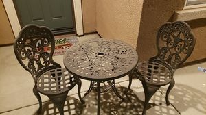All metal patio furniture. for Sale in Eastvale, CA