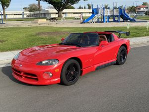 1994 Dodge Viper R/T 10 Clean Title 35,000 miles for Sale in Fountain Valley, CA