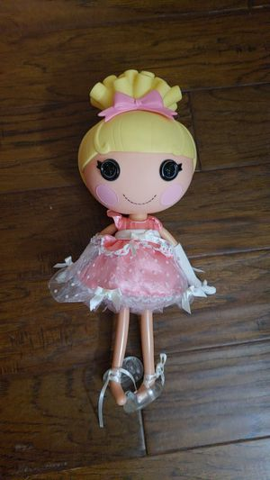 Lalaloopsy doll for Sale in Garland, TX