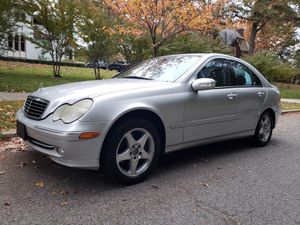 2001 Mercedes Benz C320 for Sale in Wheaton, MD
