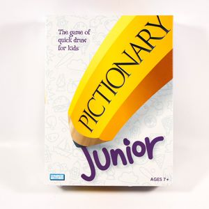 New Sealed 2005 Pictionary Junior Kids Board Game by Parker Brothers Ages 7+ for Sale in Mesa, AZ