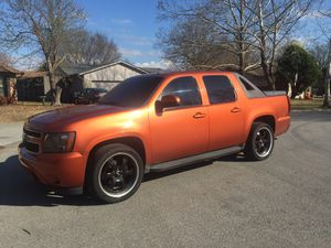 Chevy avalanche for Sale in Tulsa, OK