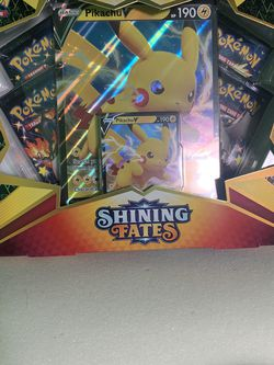 Pikachu V Shining Fates for Sale in Arlington,  TX