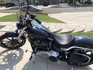 2016 Harley Davidson FXSB Breakout for Sale in Corona, CA