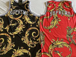 XXL Supreme x Nike Foamposite jersey for Sale in Austin, TX