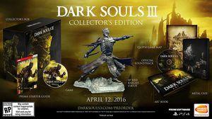 Dark Souls 3 Collectors Edition for Sale in Brea, CA