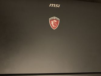MSI GP62 7RP i5-7300hq With Windows 10 Home for Sale in Ontario,  CA