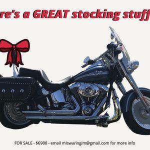 2003 Harley Davidson Fatboy for Sale in O'Fallon, MO
