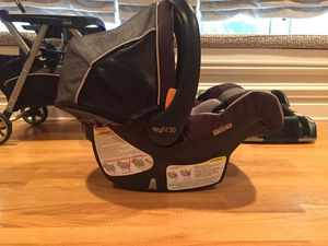 Car seat- Chicco Key Fit 30, 2 bases, and snap and go stroller for Sale in White Plains, NY