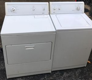 Washer and dryer for Sale in Florissant, MO