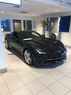 2019 Chevy corvette stingray for Sale in Grand Prairie, TX
