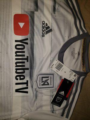 Sz S Adidas Men's Los Angeles FC LAFC Away Authentic Jersey for Sale in El Monte, CA