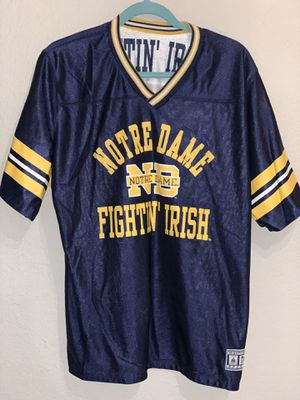 Fightin Irish Football Vintage Jersey for Sale in Naperville, IL