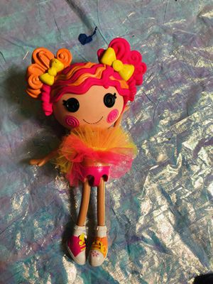 Sweetie Candy Ribbon Lalaloopsy Doll and a mini doll for Sale in Dallas, TX