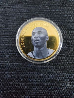 Kobe Bryant Retirement Collectible Coin for Sale in Fontana, CA