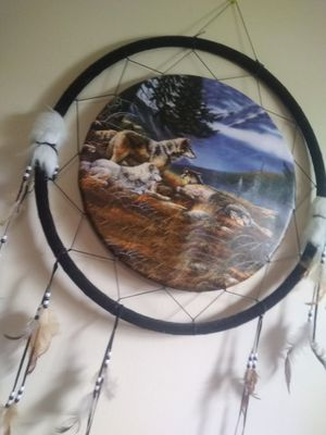 Large Indian dream catcher for Sale in Ellsworth, KS