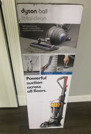 Dyson Ball total clean vacuum brand new in sealed box for Sale in Los Angeles, CA