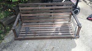 Woden Porch Swing for Sale in La Grange Park, IL