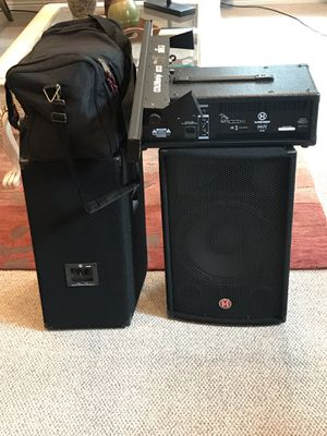 Live dj equipment for Sale in Herriman, UT