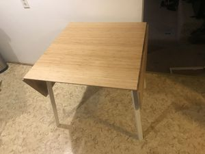 Extendable kitchen table for Sale in Seneca Falls, NY