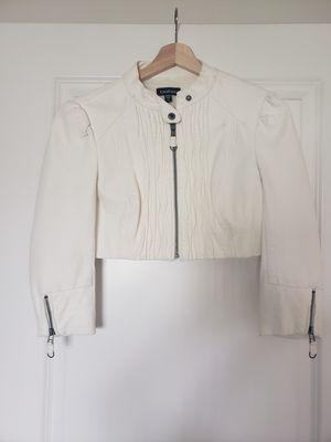 Bebe crop jacket for Sale in Las Vegas, NV