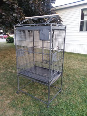 Large Bird Cage for Sale in Newport, MI