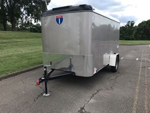 2019 Interstate 6'x12'x6' Enclosed Trailer for Sale in Nashville, TN
