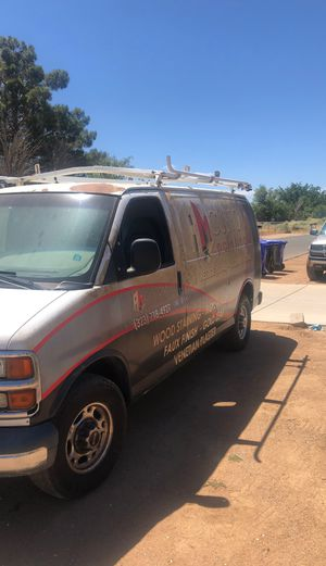 2001 Chevy Express for Sale in Apple Valley, CA