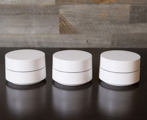 Google Wifi router mesh 3 pack for Sale in San Diego, CA