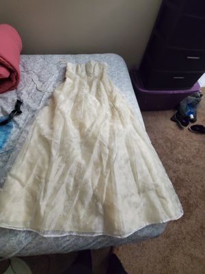 Prom/quinceanera dress size 10 for Sale in Orlando, FL