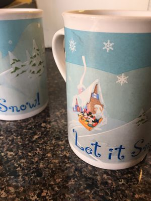 Disney Collectible Mugs for Sale in Tyler, TX