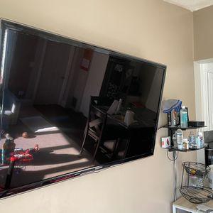 "SAMSUNG 55"" LCD TV for Sale in Lynn, MA"